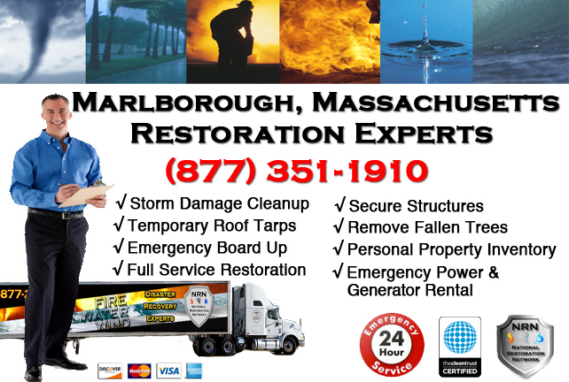 Marlborough Storm Damage Restoration