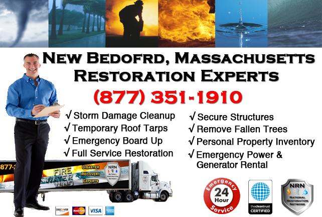 New Bedford Storm Damage Restoration