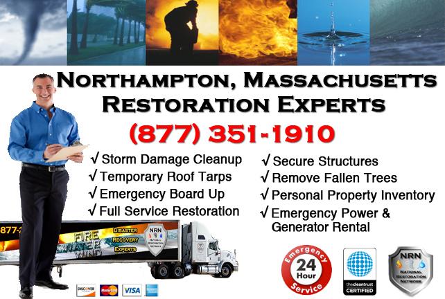 Northampton Storm Damage Restoration