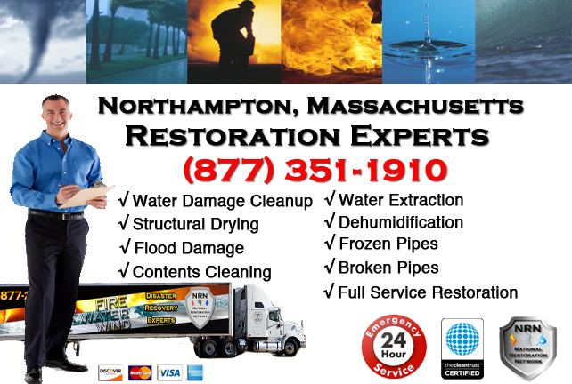 Northampton Water Damage Restoration