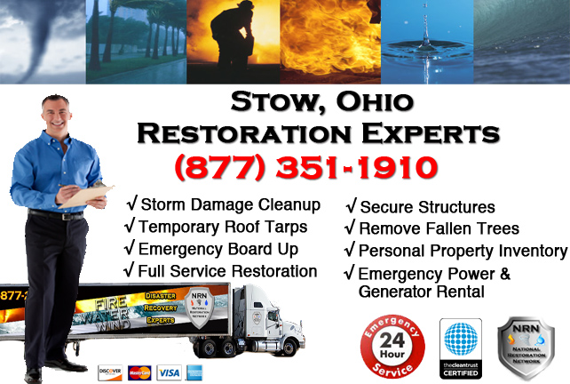 Stow Storm Damage Cleanup