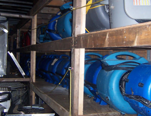 picture of drying equipment