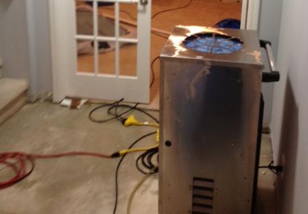 water drying equipment