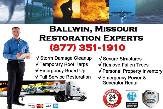 Ballwin Storm Damage Repairs