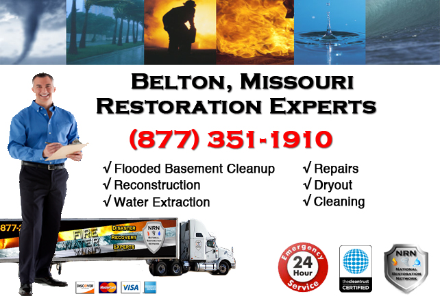 Belton Flooded Basement Cleanup Company