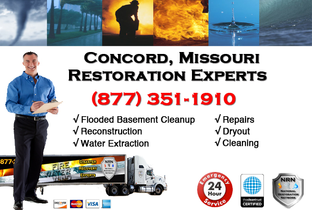 Concord Flooded Basement Cleanup Company