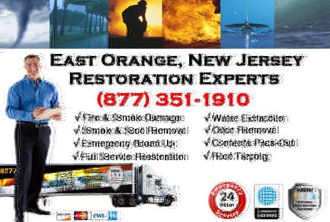 East Orange Fire Damage Restoration Contractor