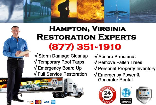 Hampton Storm Damage Repairs