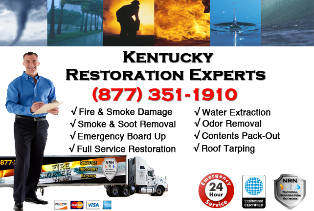 Kentucky Fire and Smoke Damage Restoration