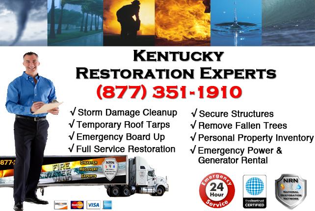 Kentucky Storm Damage Repairs