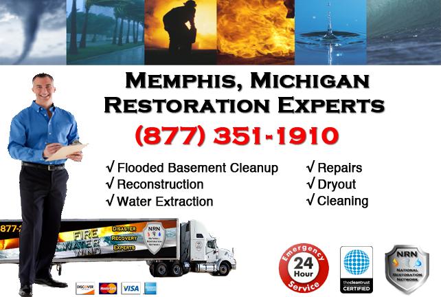 Memphis Flooded Basement Cleanup