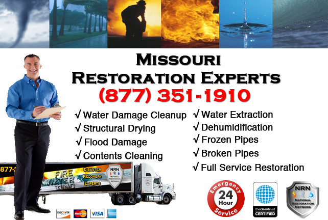 Missouri Water Damage Repair Company