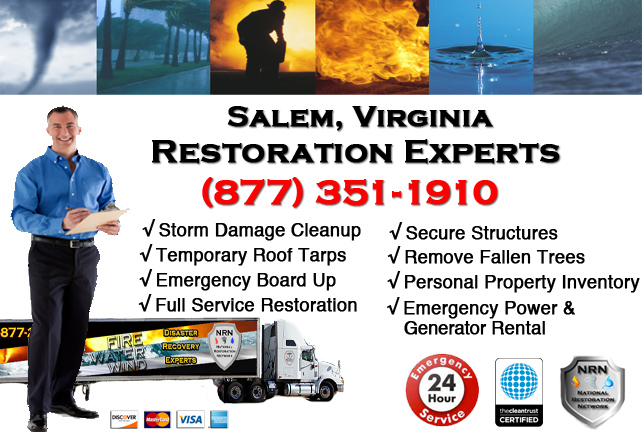 Salem Storm Damage Repairs