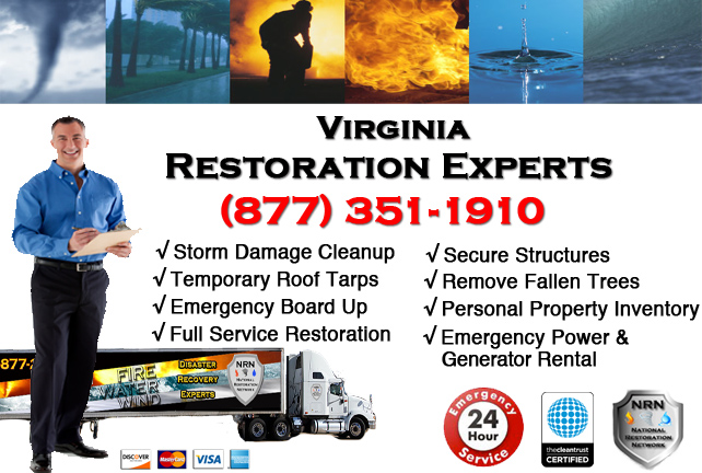 Virginia Storm Damage Repairs