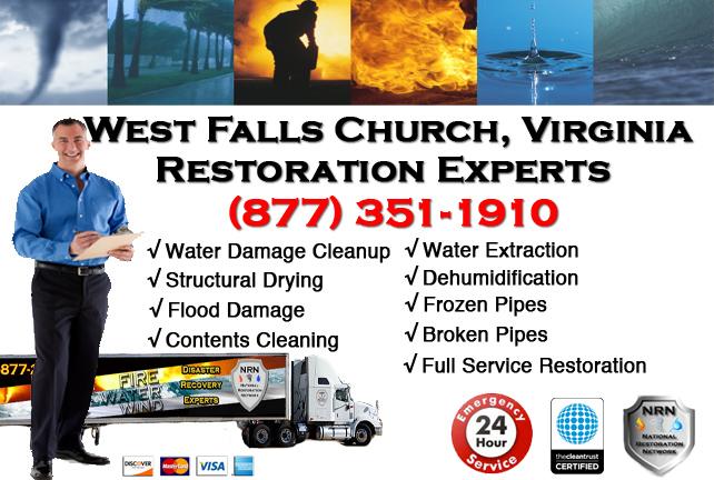 West Falls Church Water Damage Restoration
