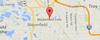 bloomfield hills MI