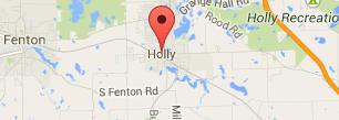 holly MI