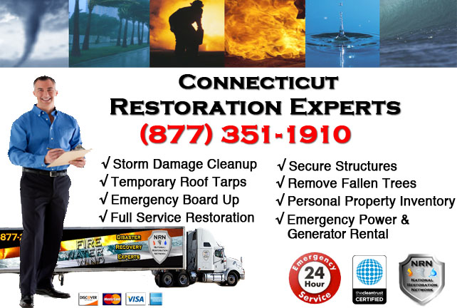 Connecticut Storm Damage Cleanup