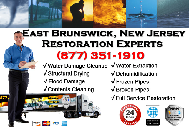 East Brunswick Water Damage Restoration