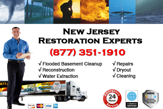 New Jersey Flooded Basement Cleanup