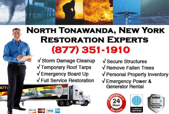 Storm Damage Repairs and Cleanup North Tonawanda NY