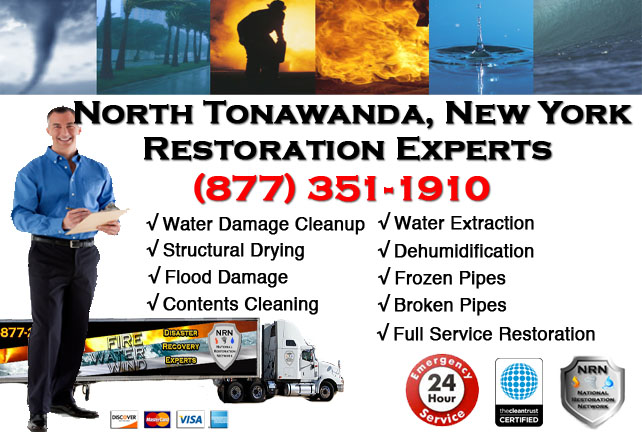 North Tonawanda Water Damage Restoration