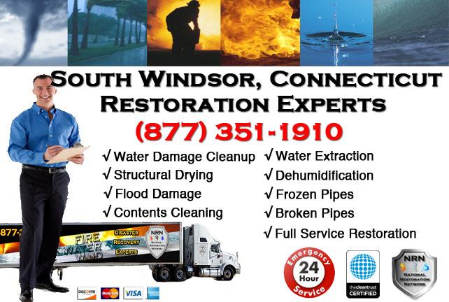 South Windsor Water Damage Restoration