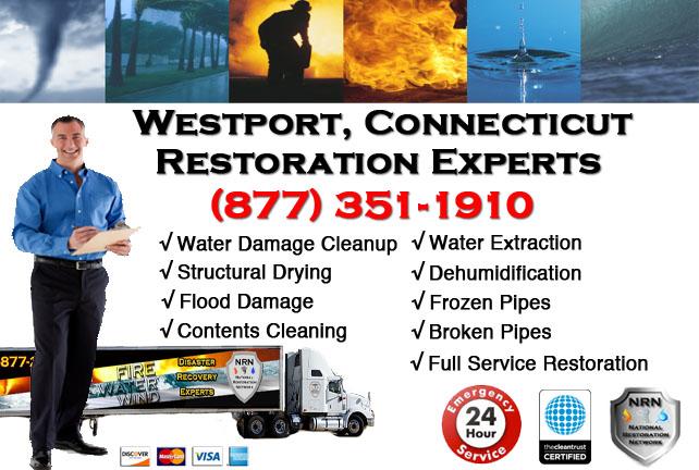 Westport Water Damage Restoration