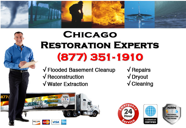 chicago wet basement cleanup company