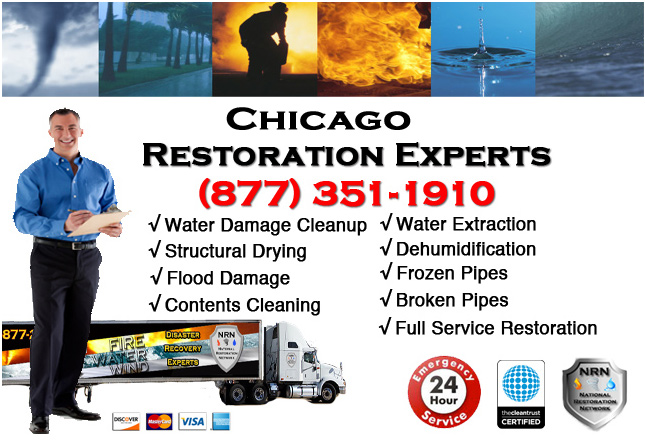 flood damage cleanup chicago illinois