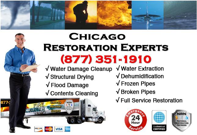 flood damage cleanup chicago illinois