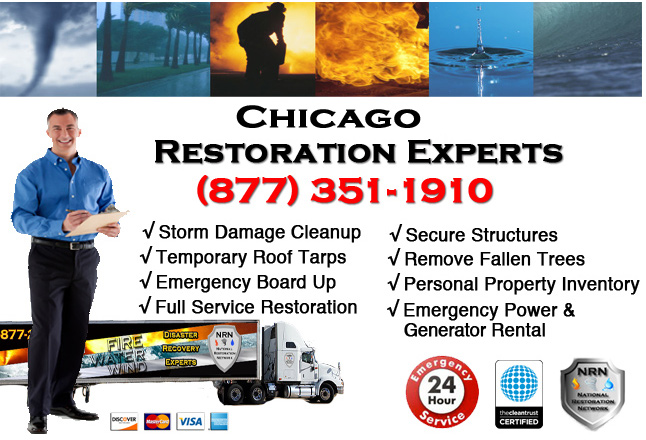 Chicago Contractor to repair storm damages