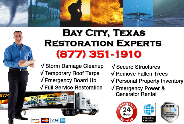 Bay City Storm Damage Cleanup