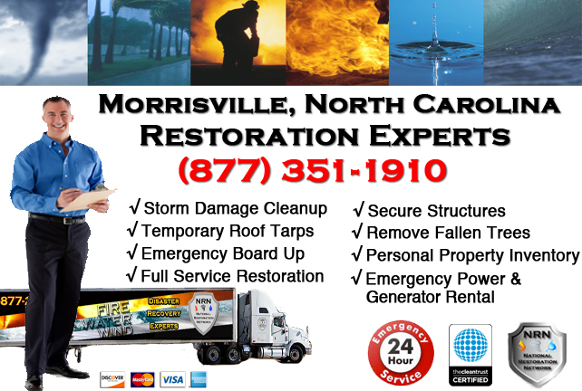 Morrisville Storm Damage Cleanup