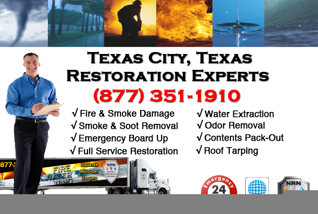 Texas City Fire Damage Restoration Contractor