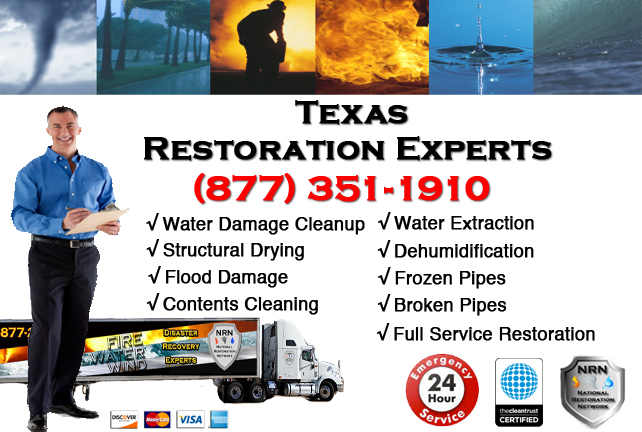 Texas Water Damage Restoration