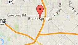 balch springs TX