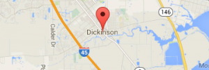 dickinson TX