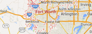 fort worth TX