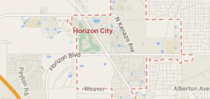 horizon city TX