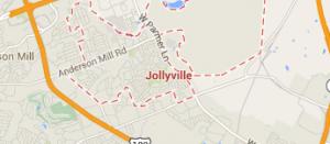 jollyville TX