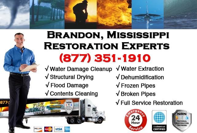 Brandon Water Damage Restoration