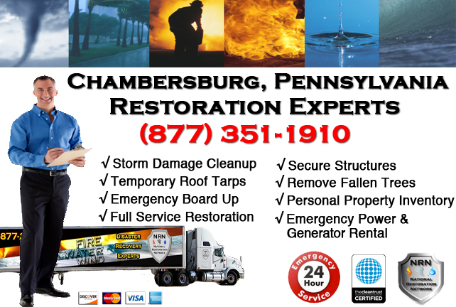 Chambersburg Storm Damage Repairs