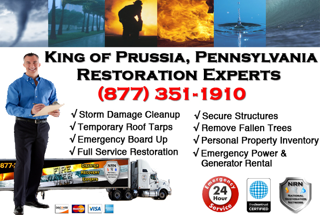 King of Prussia Storm Damage Repairs