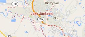 lake jackson TX