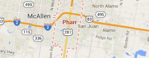 pharr TX