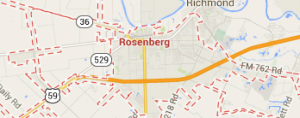 rosenburg TX