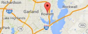 rowlett TX