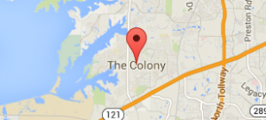 the colony TX