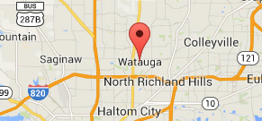 watauga TX